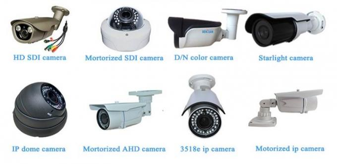 CMOS Sensor 4.5 Inch Ptz Ip Camera 1080p10X Optical Zoom 50M Night Vision
