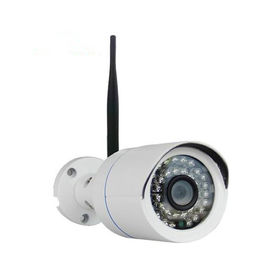 China Realtime HD Wireless High Resolution Security Camera 1080P 25-30m IR Distance distributor