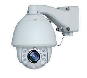 China 1.3 Megapixel 18Xzoom Auto Motion Tracking Waterproof PTZ IP Camera distributor