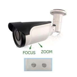 China ONVIF H.265 Varifocal Megapixel Lens 2.8 12mm Security Camera 40m IR Distance distributor
