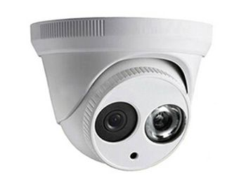 China 4MP Day To Night H 265 IP Camera Metal Or Plastic Housing Dome IR H 265 Cctv Camera distributor