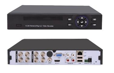 China H 264 Hybrid Security Camera DVR 5 in 1  2 SATA Multiple Analog / IP Input distributor