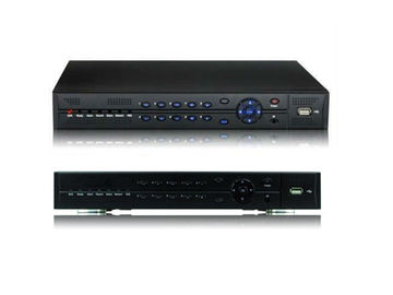 China REALTIME Economic HD DVR Surveillance System Support ONVIF , 2 USB Ports distributor
