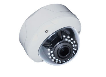 China Motorized Zoom 2.8 12mm Full Hd Ip Camera 3.0 Megapixel HD Lens, IR Vandalproof IP Camera distributor